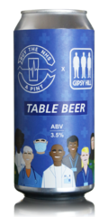 Gipsy Hill NHS Table Beer