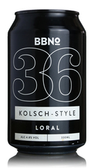 Brew By Numbers 36 Kolsch-Style 'Loral'