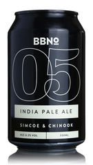 Brew By Numbers 05 IPA 'Simcoe & Chinook'