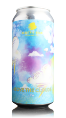 Electric Bear Above the Clouds IPA