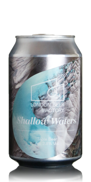 London Beer Factory Shallow Waters Table Beer