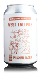 By The Horns West End Pils