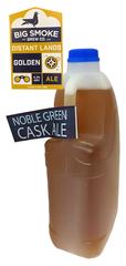 Big Smoke Distant Lands Cask Ale, 4 Pint Container