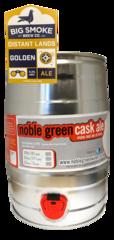 Big Smoke Distant Lands Cask Ale, 5L Mini Keg