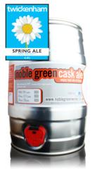 Twickenham Spring Ale - 5Ltr Mini Keg