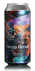 London Beer Factory/Gamma Brewing Fuzzy Recall NEIPA