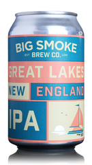 Big Smoke Great Lakes New England IPA