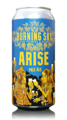 Burning Sky Arise Session IPA