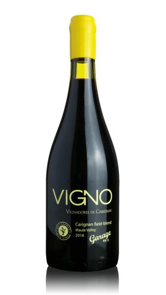 Garage Wine Co VIGNO Carignan 2016