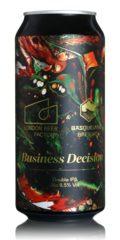 London Beer Factory Business Decision DIPA