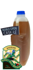 Surrey Hills Ranmore Ale, 4 Pint Container