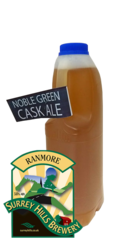Surrey Hills Ranmore Ale, 2 Pint Container