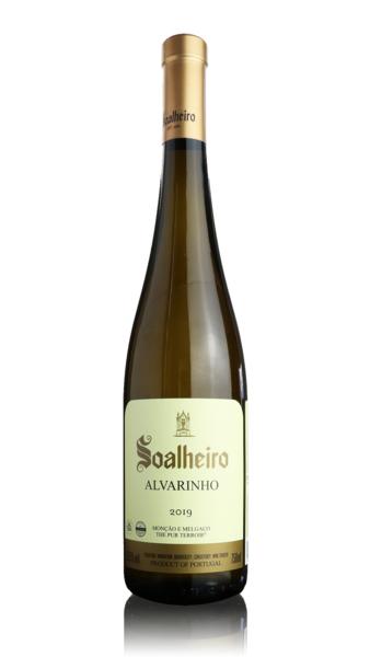 Quinta de Soalheiro Alvarinho, Vinho Verde 2019