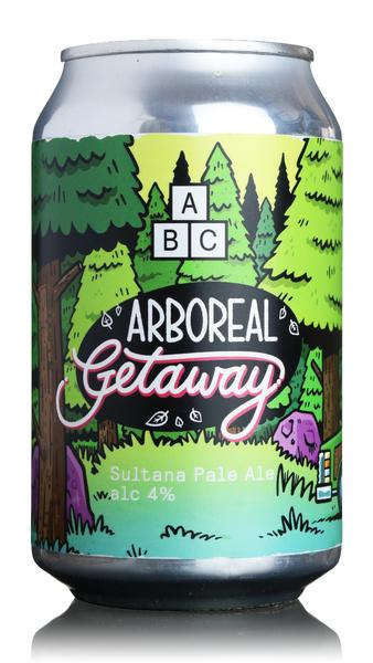 ABC Arboreal Getaway Sultana Pale Ale