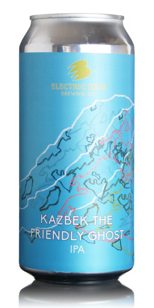 Electric Bear Kazbek The Friendly Ghost IPA