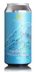 Electric Bear Kazbek The Friendly Ghost IPA