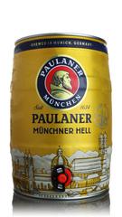 Paulaner Original Munchner Hell Mini Keg