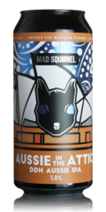 Mad Squirrel Aussie in the Attic DDH IPA