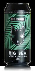 Mad Squirrel Big Sea West Coast IPA