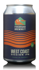 Firebrand Brewing West Coast Session IPA