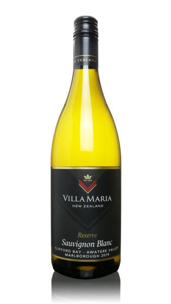 Villa Maria Reserve Clifford Bay Sauvignon Blanc 2019