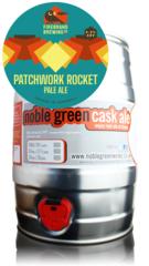 Firebrand Patchwork Rocket Pale Ale - 5 Ltr Mini Keg