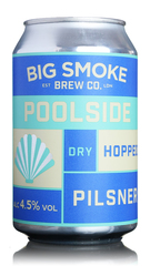 Big Smoke Poolside Dry Hopped Pilsner