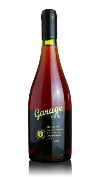 Garage Wine Co 'Old Vine Pale' Lot #83 2018