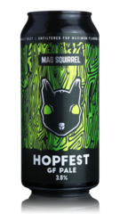 Mad Squirrel Hopfest Pale Ale Gluten Free