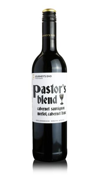 Journey's End 'Pastor's Blend' Cabernet Sauvignon Merlot 2018