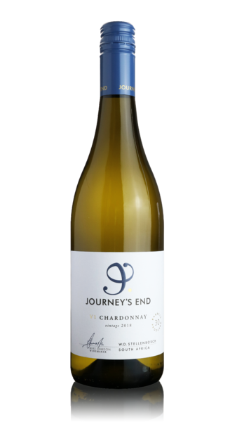 Journey's End Single Vineyard Chardonnay 2018