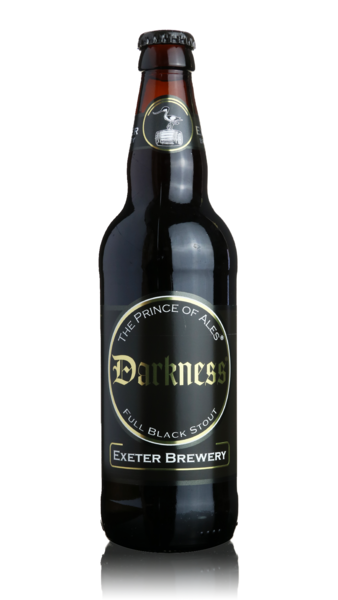 Exeter Brewery Darkness Chocolate Stout