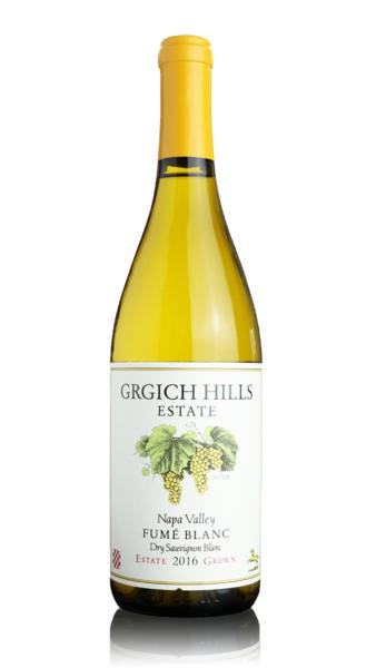 Grgich Hills Estate Fume Blanc 2016