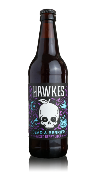 Hawkes Dead & Berried Mixed Berry Cider