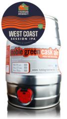 Firebrand West Coast Session IPA - 5 Ltr Mini Keg
