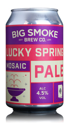 Big Smoke Lucky Spring Pale Ale