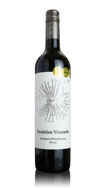 Dandelion Vineyards Lionheart of the Barossa Shiraz 2018
