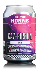 By The Horns Kaz-Fusion IPA