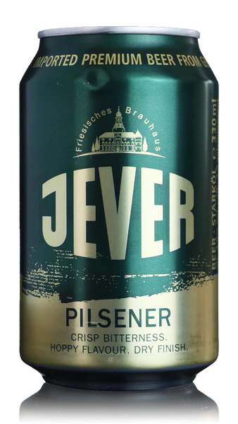 Jever Pilsener (Can)