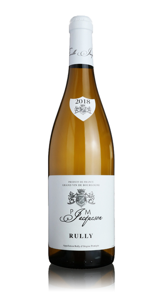 Rully Blanc, Domaine Paul et Marie Jacqueson 2018