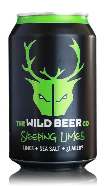 Wild Beer Sleeping Limes Lager