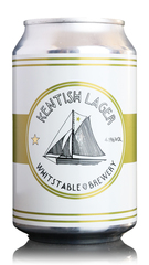 Whitstable Brewery Kentish Lager