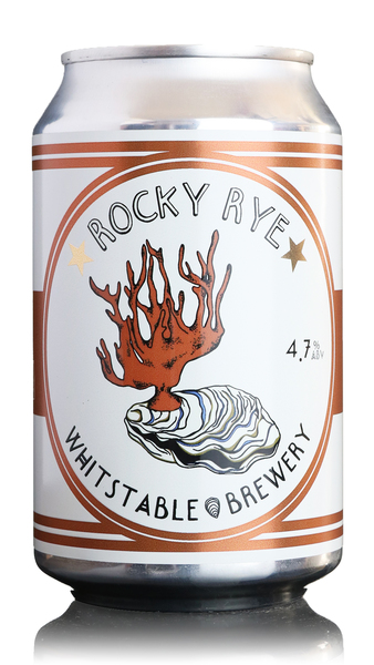 Whitstable Brewery Rocky Rye