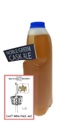 Whitstable Brewery East India Pale Ale - 2 Pint Container