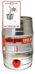 Whitstable Brewery East India Pale Ale - 5 Ltr Mini Keg
