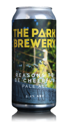 Park Brewery Reasons to be Cheerful Pale Ale
