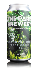 Park Brewery Spankers Hill IPA