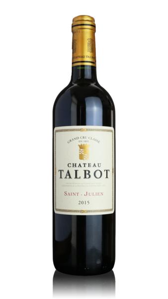 Chateau Talbot, St Julien 2015