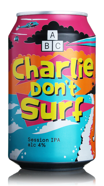 ABC Charlie Don't Surf Session IPA