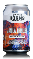 By The Horns Manila Thriller Mango Saison